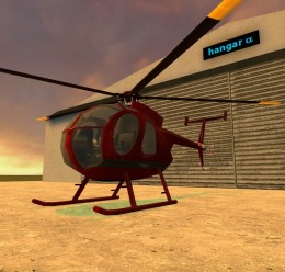 WAC Hughes 500D Add-on For Garry's Mod Image 3