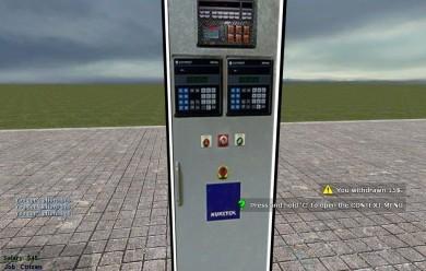 DarkRP Bank System v1.1 For Garry's Mod Image 2