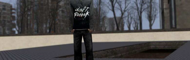DaftPunk Personal Skin v1 For Garry's Mod Image 1