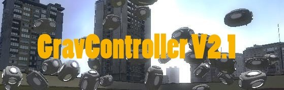 Gravity Controller v2.1