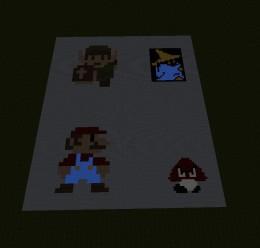 gm_8bitflatgrass.zip For Garry's Mod Image 1
