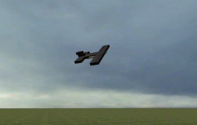 gigantic_airplane.zip For Garry's Mod Image 2