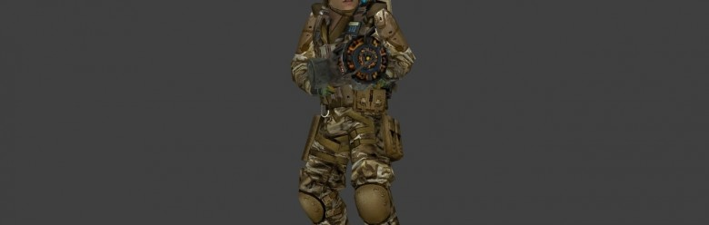GRAW Guy For Garry's Mod Image 1