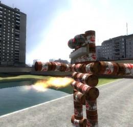 robotnipplefire.zip For Garry's Mod Image 1
