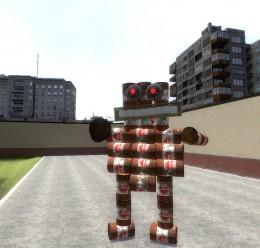 robotnipplefire.zip For Garry's Mod Image 3