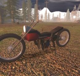 Bucks' Ol' Motorcycle For Garry's Mod Image 1