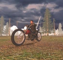 Bucks' Ol' Motorcycle For Garry's Mod Image 2