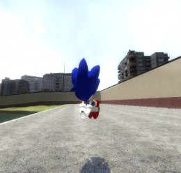 Beta sonic For Garry's Mod Image 2