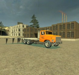 plow_truck.zip For Garry's Mod Image 3