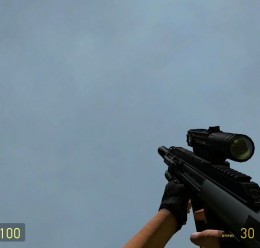 aug_with_silencer_and_scope.zi For Garry's Mod Image 1