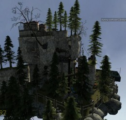 clifflevel_betav3.zip For Garry's Mod Image 1
