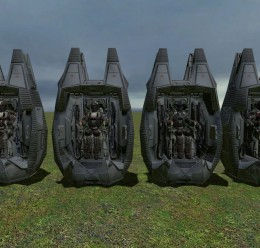 pre-posed_odst_drop_pod.zip For Garry's Mod Image 1