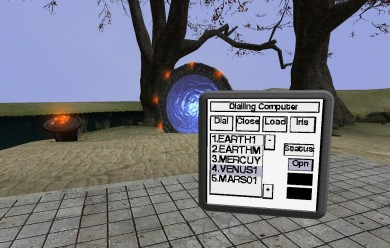 Stargate Dialling Computer 1.4 For Garry's Mod Image 1