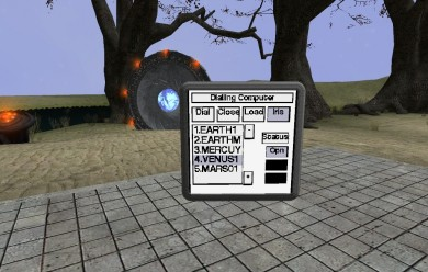 Stargate Dialling Computer 1.4 For Garry's Mod Image 2