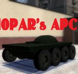 mopar's_apc.zip For Garry's Mod Image 1