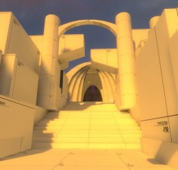 gm_white_temple.zip For Garry's Mod Image 2