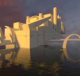 gm_white_temple.zip For Garry's Mod Image 3