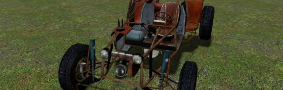 Telejeep For Garry's Mod Image 1
