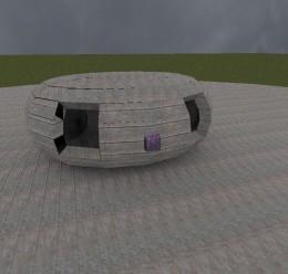 gm_flatgrass_torus.zip For Garry's Mod Image 1