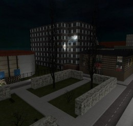 rp_small_town_night.zip For Garry's Mod Image 1