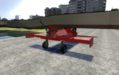 the_red_baron_plane.zip For Garry's Mod Image 3
