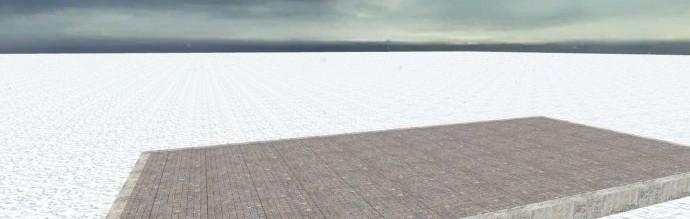 gm_snowland.zip For Garry's Mod Image 1