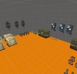 gm_orange_cube.zip For Garry's Mod Image 1
