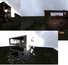 dm_destructiontown.zip For Garry's Mod Image 2