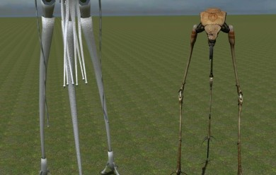 9250_tripod_release.zip For Garry's Mod Image 1