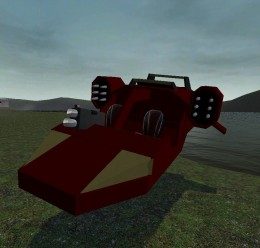 Blood Ravens landspeeder pack. For Garry's Mod Image 1