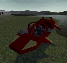 Blood Ravens landspeeder pack. For Garry's Mod Image 2