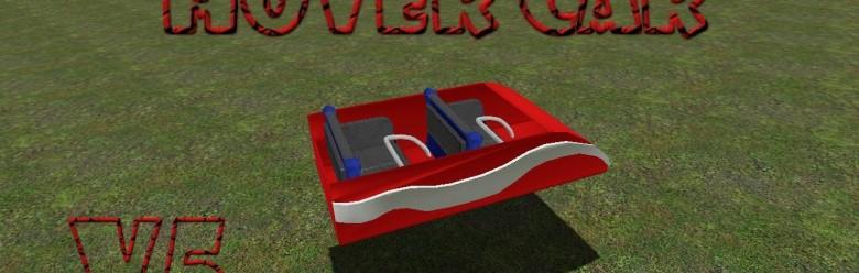 HoverCarV5.zip For Garry's Mod Image 1