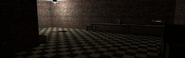 gm_horrorcell.zip For Garry's Mod Image 1