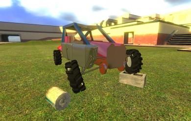 junk_minicar_adv.zip For Garry's Mod Image 1