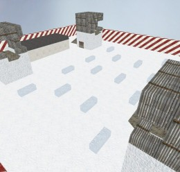 snowfight_map.zip For Garry's Mod Image 1
