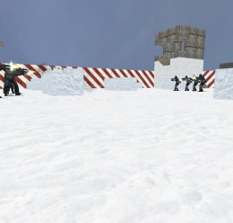 snowfight_map.zip For Garry's Mod Image 2
