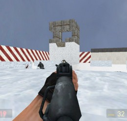 snowfight_map.zip For Garry's Mod Image 3
