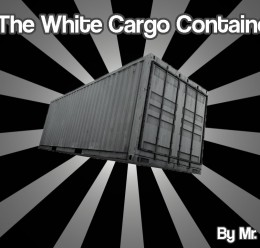 white_container.zip For Garry's Mod Image 1