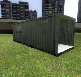 white_container.zip For Garry's Mod Image 3