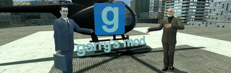 welcome_background.zip For Garry's Mod Image 1