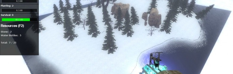 gms_snowy_a1.zip For Garry's Mod Image 1