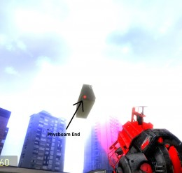 red_physgun.zip For Garry's Mod Image 1