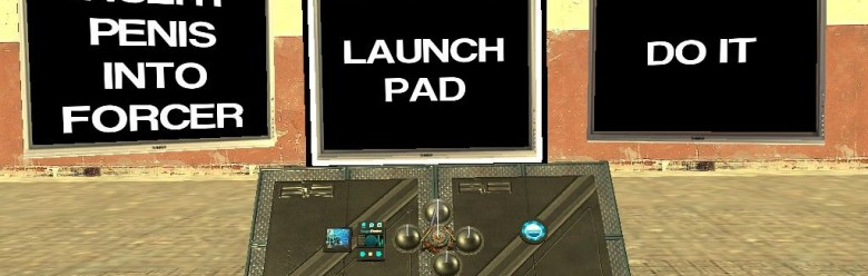 launch_pad.zip For Garry's Mod Image 1