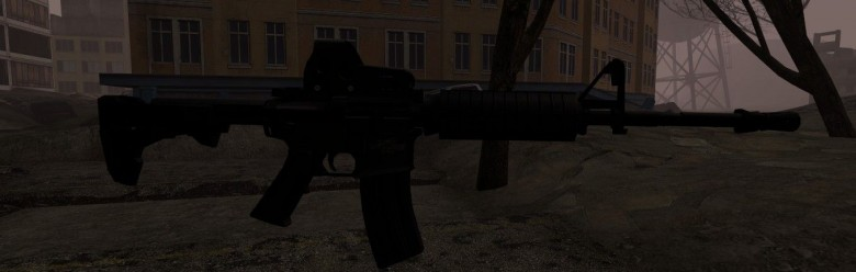 m4_carbine.zip For Garry's Mod Image 1