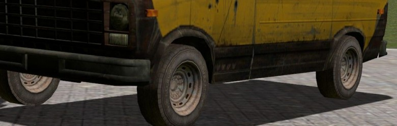 Vermin wheel fix For Garry's Mod Image 1
