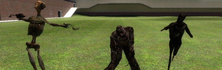 Zombie Reskins.zip For Garry's Mod Image 1