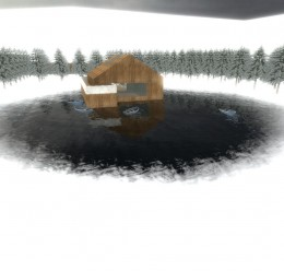 Xmas Lake For Garry's Mod Image 2