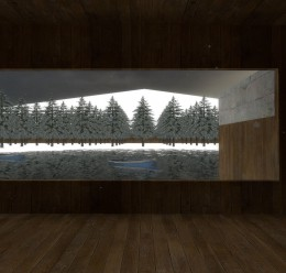 Xmas Lake For Garry's Mod Image 3