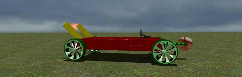 wired_car.zip For Garry's Mod Image 1
