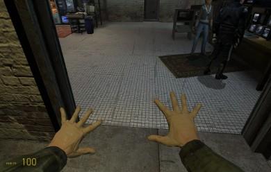 rebel_hands_without_gloves_v1. For Garry's Mod Image 1